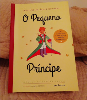 O Pequeno Príncipe, de Antoine deSaint-Exupéry
